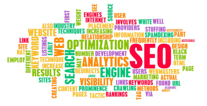 SEO word cloud: SEO Legal Law Firm Copywriting Blog