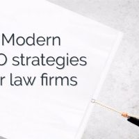 SEO law firms