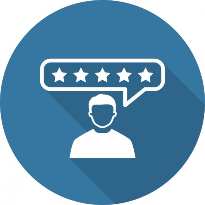 Fake customer review