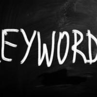 keyword chalkboard: SEO Legal Law Firm Copywriting Blog