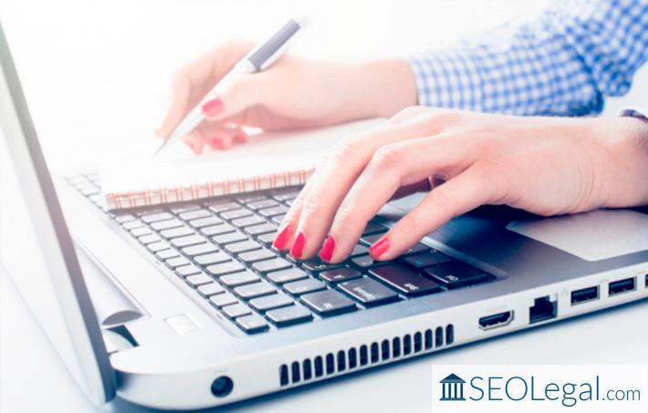 seo tips for legal blogs