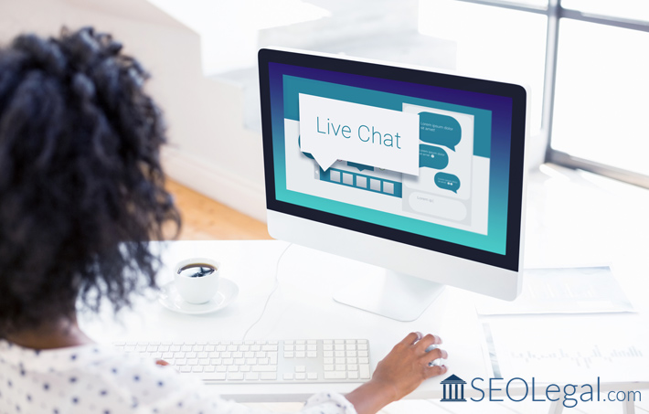 live chat for lawyers