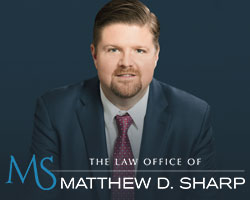 Houston DWI defense lawyer Matt Sharp
